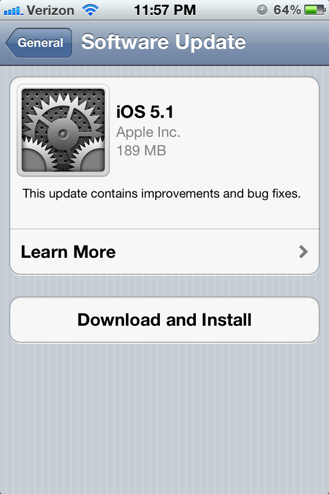 How To Update Your IPhone